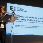 Discours Ministre Valérie Fourneyron